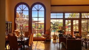 santa fe style homes spanish style fairbanks estate located along the u0027gold coast of