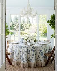tablecloth ideas for round table dining room tablecloth ideas mariannemitchell me