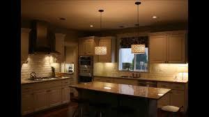 glass pendant light over kitchen island clear lights lighting for