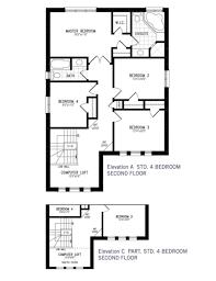 greenpark homes brampton floor plans home plan