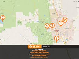 Colorado Springs Colorado Map by 5 Colorado Springs Destinations For Explorers Sierra Trading