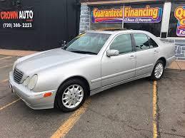 2002 mercedes e class 2002 mercedes e class awd e 320 4matic 4dr sedan in denver co