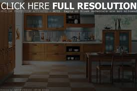 hanging kitchen cabinets on concrete walls kitchen decoration