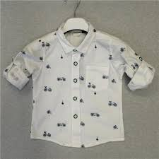 2016 boys print shirt new shirts children clothes high