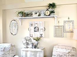 Family Room Wall Decor Wall Farmhouse Style Decor In Family