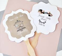 personalized fans paddle fans vintage baby