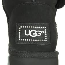 s boots with bling s ugg australia black bailey bling triplet boots mount