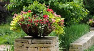backyard tuscan plant holder greenwall vertical garden barrel