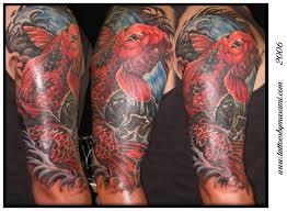koi sleeve by masami pinky inagaki tattoonow