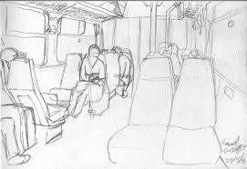 train interior sketch by samuelskanvis on deviantart