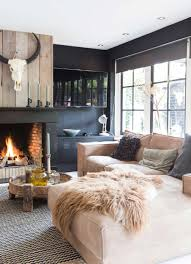 living room electric fireplace wooden living room furniture