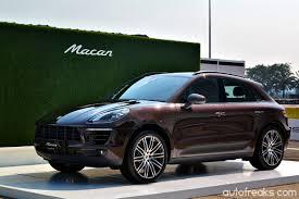 porsche macan 2016 price sime darby auto performance debuts facelifted 2016 porsche macan