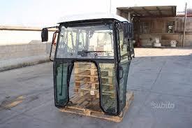 cabine per trattori usate subito impresa marcantuono srl usato cabina brieda per