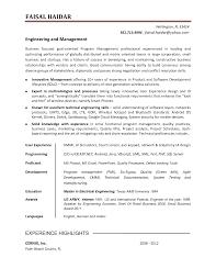 Resume Engineering Manager Engineering Management Resume Sales Engineering Lewesmr