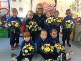 Local Florist Florist Visits Little Stars