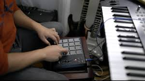 Sample Controller Akai Mpd18 Drums Trigger Sensitivity Testing Sample Sampling