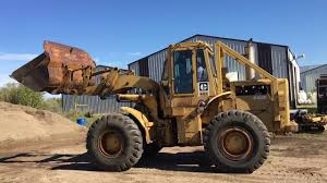 cat 950 wheel loader youtube