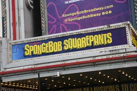 get to know the cast of spongebob musical playbill