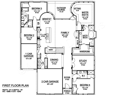 buffalo grove open home floor plans luxury house plans