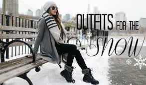 Vermont Travel Outfits images Outfits for the snow what to wear when it 39 s cold jpg