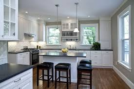 c kitchen ideas traditional kitchen with drop in sink breakfast bar zillow