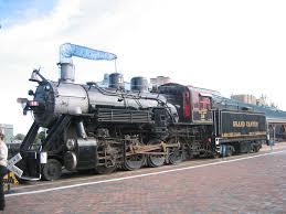 The Barning Train Barnstorming With Frank Barning Grand Canyon Railway Trip