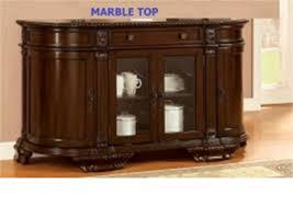 marble top dining server bel furniture houston u0026 san antonio