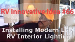 Led Rv Interior Lights Rv Innovative Idea 66 Installing Modern Led Rv Interior