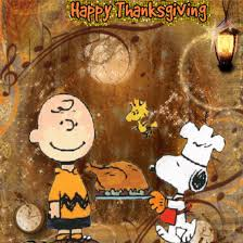animated brown snoopy thanksgiving quote pictures photos