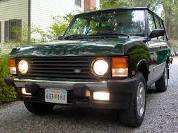 green range rover classic untitled document
