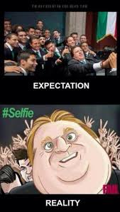 Group Memes - group selfies expectation vs reality