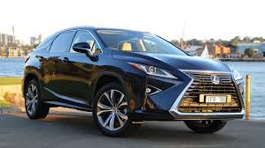 blue lexus 2016 lexus rx 200t review chasing cars