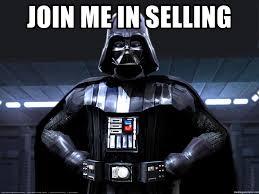 Darth Vader Meme Generator - join me in selling star wars darth vader meme generator