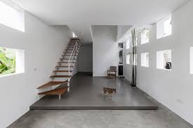skinny houses floor plans super skinny house in vietnam is filled with natural light and
