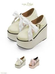 ribbon wedges dreamv rakuten global market shoes pumps below ribbon thickness