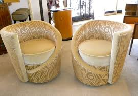 Pair Of Chairs For Living Room by Furniture Artistic Art Deco Furniture For Home Interior Design