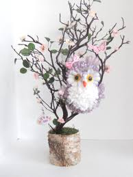 Owl Theme by Owl Decor Owl Decoration Owl Theme Party Centerpiece Baby