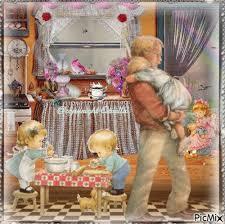 dans la cuisine dans la cuisine avec grand père picmix