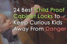 best baby cabinet locks 24 best child proof cabinet locks to keep curious kids away from