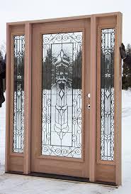 full glass entry door exterior full lite doors cl 27