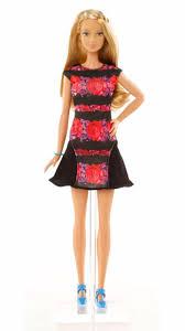 barbie fashionistas doll 28 floral flair tall dmf30 barbie