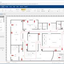 Smartdraw Tutorial Floor Plan Visio 2010 Floor Plan Template Visio Floor Plan Template Crtable