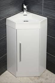 Cloakroom Vanity Sink Units Solomia Corner Vanity Unit Contemporary Bathroom Vanity Units And