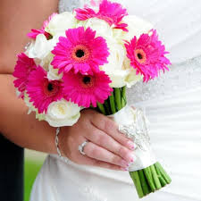 gerbera bouquet best 25 gerbera bridal bouquet ideas on gerbera