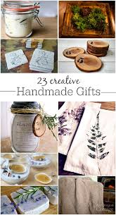 meaningful gifts for 23 creative handmade gifts for christmas and more