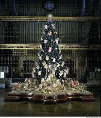 nambe metal tree ornament holder hex nut