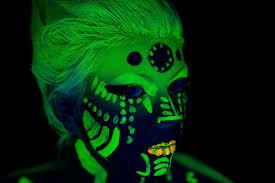 ghost glow mask can you get a glow in the dark tattoo howstuffworks