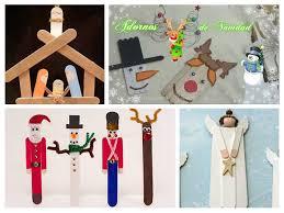 muñeco de nieve y rudolf el reno adornos para navidad con paletas