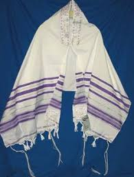 prayer shawls from israel talit wool blue and gold white fringes beautiful wool and colors