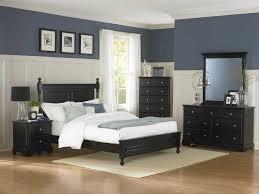 black bedroom set the furniture black rubbed finished bedroom set